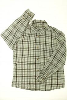vetements enfants d occasion Chemise à carreaux Cyrillus 10 ans Cyrillus