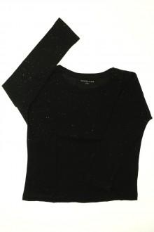vetement occasion enfants Tee-shirt brillant manches longues Monoprix 5 ans Monoprix