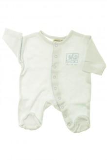 habits bébé Pyjama/Dors-bien en coton milleraies Grain de Blé Naissance Grain de Blé