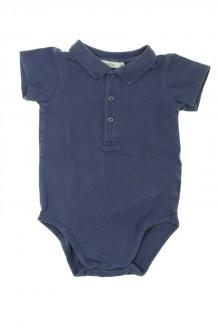 habits bébé Body polo Bout'Chou 9 mois Bout'Chou