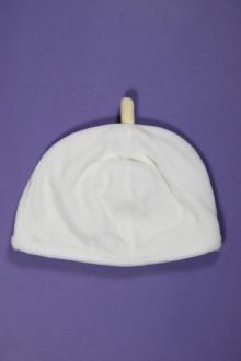 Bonnet en velours d'occasion de la marque Vertbaudet en taille 6 mois Vertbaudet