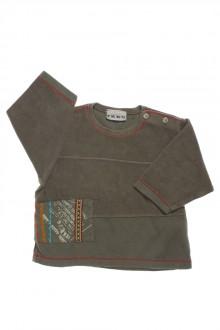 Sweat-shirt en éponge, IKKS, 12 mois IKKS