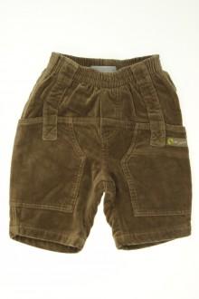Habits pour bébé occasion Pantalon en velours ras Jean Bourget 1 mois Jean Bourget