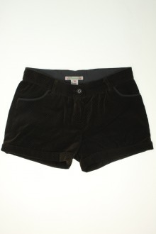 vetements enfants d occasion Short en velours ras à pois Bonpoint 10 ans Bonpoint