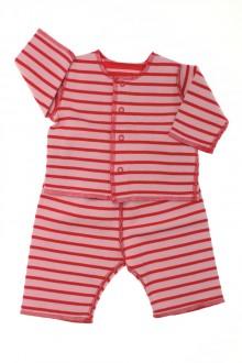 vêtements bébés Ensemble réversible rayé Petit Bateau Naissance Petit Bateau