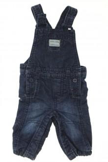 habits bébé Salopette en jean Tape à l'Œil 1 mois Tape à l'œil