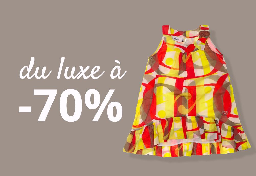 Du luxe à -70%